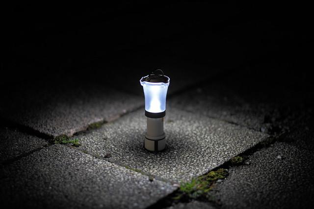 携帯ランプ