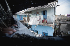 Poverty in Asia - Urban slum in Sonagachi, Kolkata, India (Kibae Park) Tags: poverty india kolkata slum sonagachi urbanslum