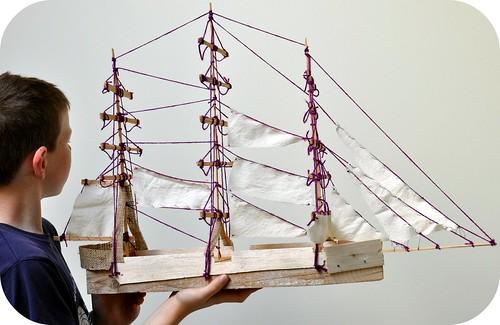 K's Sail Ship
