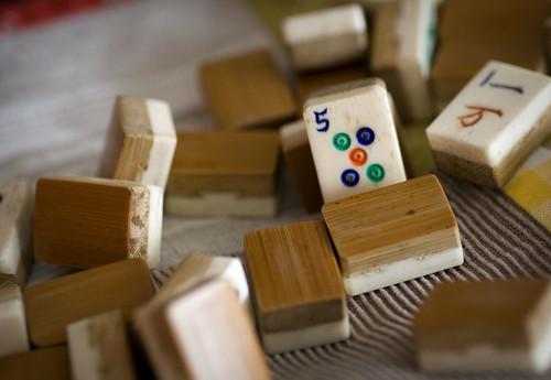 Day 1 : Mahjong
