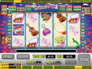 Love Bugs slot game online review