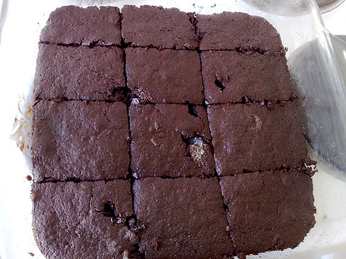 Brownies - after