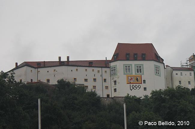 Castillo de Oberhaus © Paco Bellido