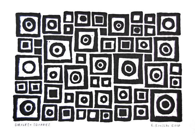 circles + squares