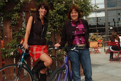 Mary & Jenn of Pedal Panties  2