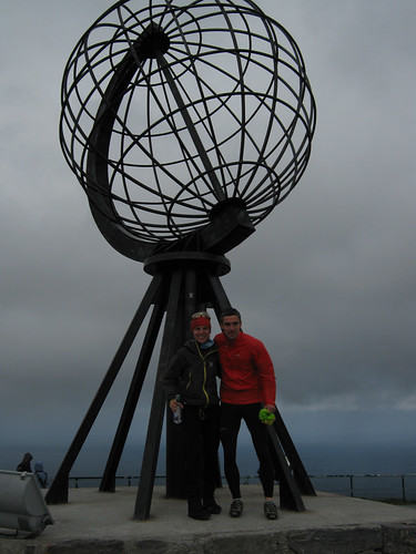 Nordkapp We're pretty far north by the way