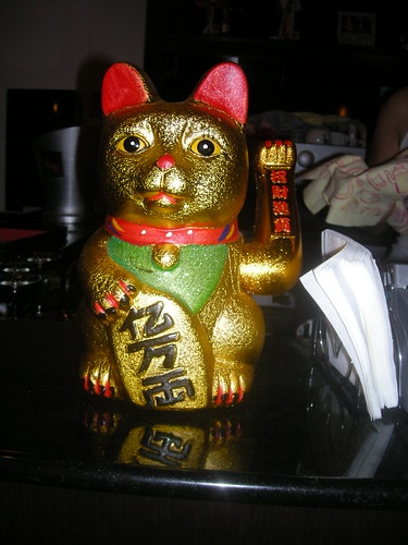 Gold Manekineko
