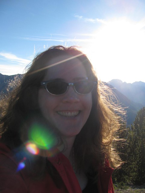 On top of Sulphur Mountain