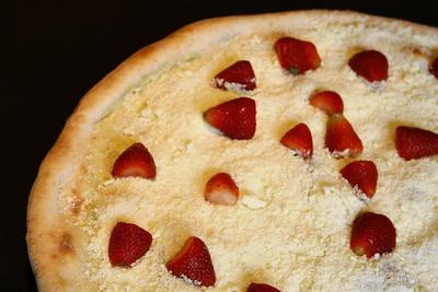pizza doce receita