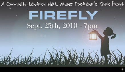 September 25: Firefly Community Lantern Walk Along Portland's Willamette River | Free