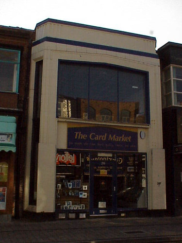 The Card Market, Blackpool