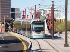 light rail in Phoenix (by: Steven Vance, creative commons license)