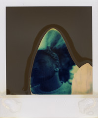 Sx 70 for ever (sdzn) Tags: polaroid sx70 expired calavera sdzn panpola