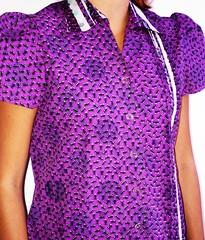 "Blusa ""Coleo Formigueiro"" (Zizi Anil) Tags: moda estilo roupa blusa roupas vesturio blusas tendncia vesturios zizianil"
