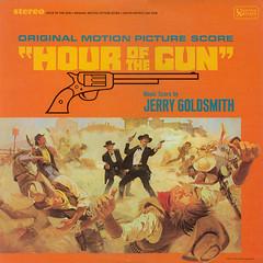 Hour Of The Gun (Jim Ed Blanchard) Tags: film movie graphicdesign gun album lp western record soundtrack shootout jamesgarner robertryan jerrygoldsmith jasonrobards hourofthegun
