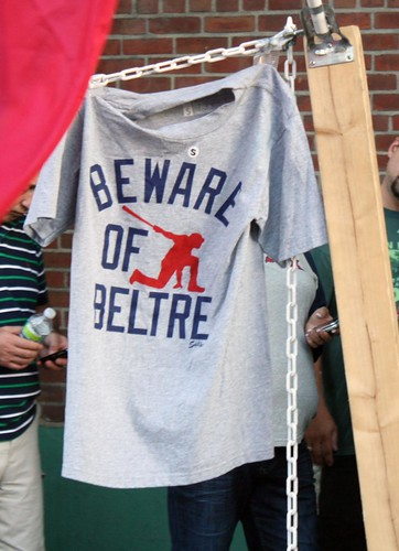 Beware of Beltre