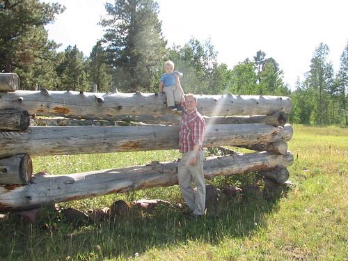Swett Ranch - corral