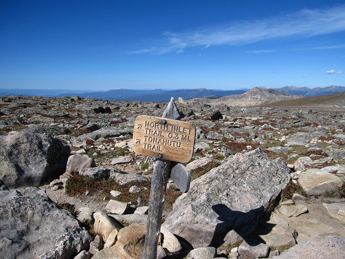 Flattop Mountain Summit (elev. 12324ft)