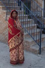 a Moslim woman   3045 (deanwgd608) Tags: nyc newyorkcity portrait people brooklyn bklyn candidportrait bedsty canonef24105mmf4lisusm kartpostal