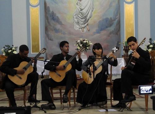 Quarteto FAMES de violões