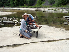 Meghan and Oliver at Taughannock