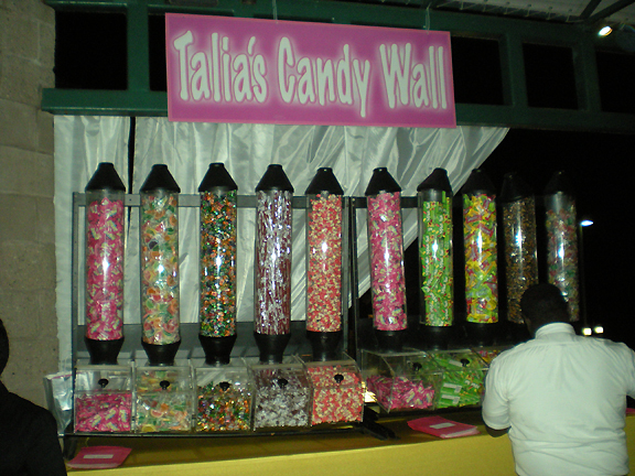 The Candy Wall