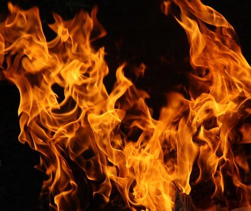 フリー写真素材, テクスチャ・背景, 火・炎,