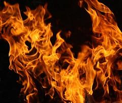 [フリー画像] テクスチャ・背景, 火・炎, 201009111300
