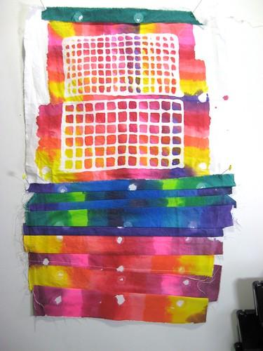 2. Plus a grid