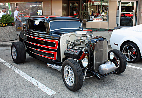This photo was invited and added to the HOT ROD group.