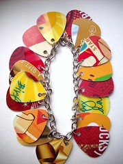 and another for FarmGirlRock (Jupita) Tags: recycled jewelry upcycled trashion jupita plasticgiftcard