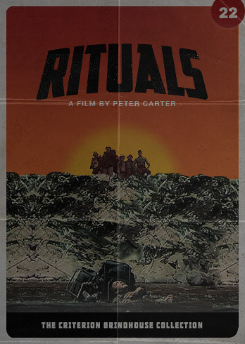 Criterion Grindhouse #22: Rituals