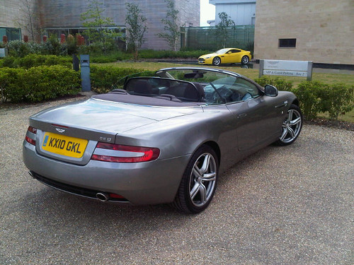 Aston Martin - 3 - 2010