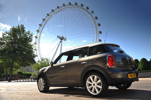 MINI Countryman in Royal Grey