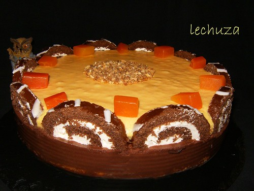 Tarta 3 mousses-entera