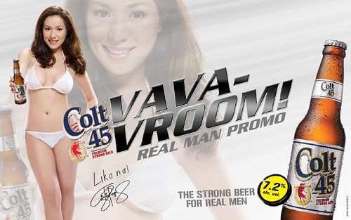 Colt 45 Vava-vroom Wallapaper
