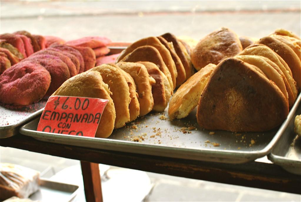 empanadas de Zacatlan