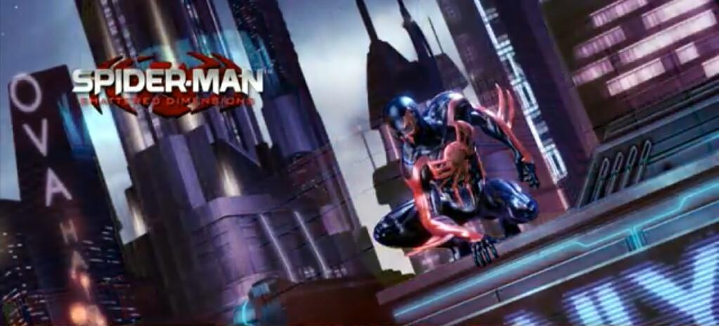 Spider-Man: Shattered Universe Spider-Man 2099 Universe