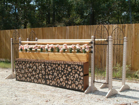 Cordwood Wall