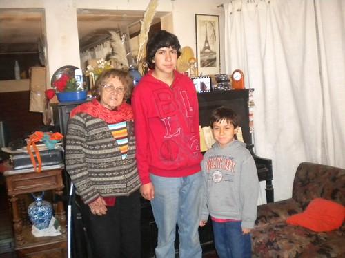 casa abuela Cristina