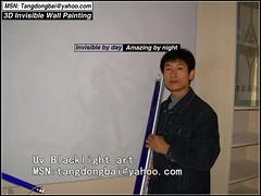 7 (tangdongbai) Tags: art wall by 3d invisible uv blacklight tang dongbai paintingmural
