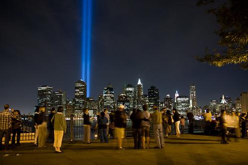 WTC Tribute in Light