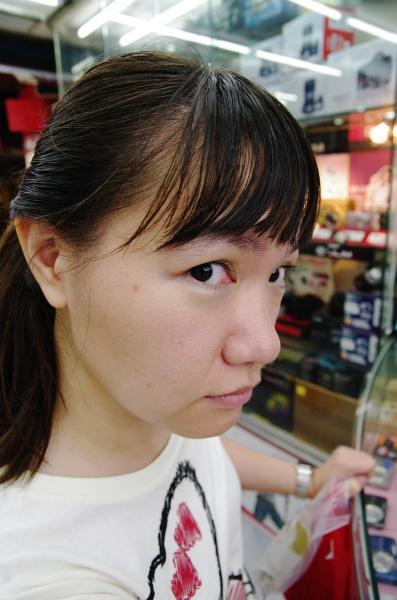 [疑問] 廣角變焦鏡會讓 K-7 的測光容易 over 嗎?