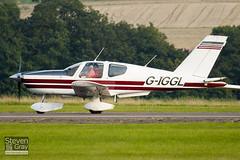 G-IGGL - 146 - Private - SOCATA TB-10 Tobago - Duxford - 100905 - Steven Gray - IMG_9006
