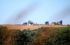 Farm Along Preston Harmony Trail in MN