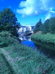 Lagan towpath at Lisburn