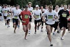 ROZHOVOR: Potřeboval jsem impuls, tak běhám bos