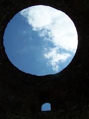 El cielo es redondo? (Trix: Pierre qui roule .......) Tags: ciel cielo split nuage nube croacia 2010 nwn diocleciano