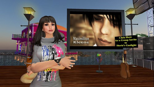 raftwet jewell at max kleene's 4 year rezz party
