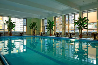 Manhattan Hotel Pool